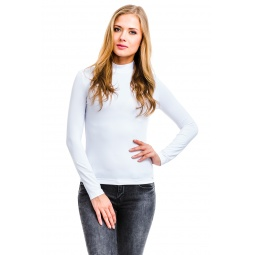 фото Водолазка Mondigo 264. Цвет: белый. Размер одежды: 42
