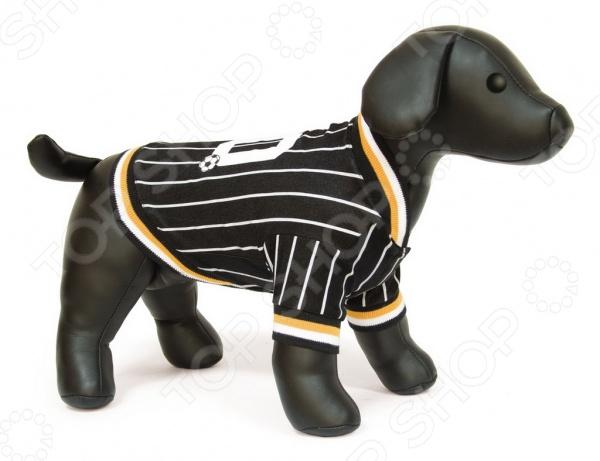 Футболка для собак DEZZIE «Блекки» футболка для собак dezzie аника