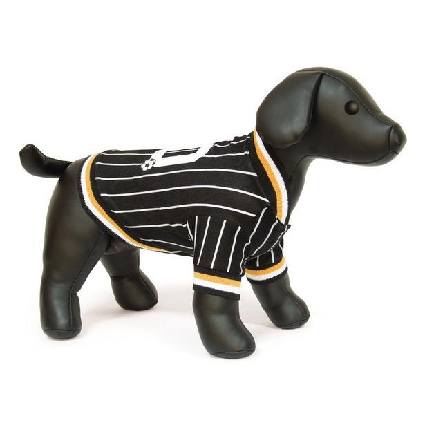 фото Футболка для собак DEZZIE «Блекки». Размер: 25 см