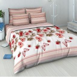 Купить Комплект постельного белья Василиса «Розовый вальс». 2-спальный