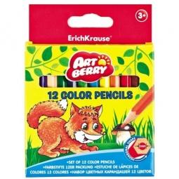 Купить Набор карандашей коротких Erich Krause Artberry