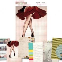 фото Карточки Glitz Design Cashmere dame