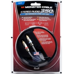 фото Кабель стерео-аудио MONSTER Stereo Audio 350i High Performance