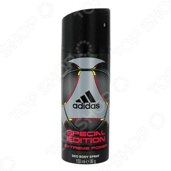Дезодорант-спрей мужской Adidas Extreme Power дезодорант hlavin дезодорант спрей для обуви