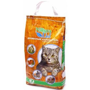 Купить Наполнитель для кошачьего туалета Natura List универсальный