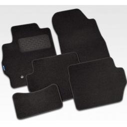 Комплект ковриков в салон автомобиля Novline-Autofamily Skoda Roomster 2006 универсал. Цвет: черный - фото 3