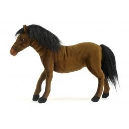 фото Мягкая игрушка Hansa «Лошадка гнедая»