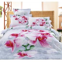 фото Комплект постельного белья с эффектом 3D Buenas Noches Orhideya. 2-спальный