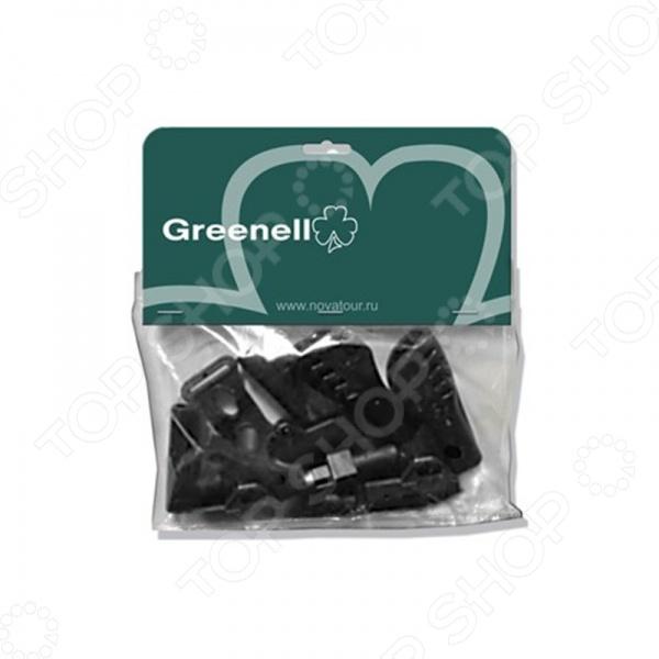 Ремонтный комплект для палатки Greenell №4 набор greenell стол 4 стула ftfs 1 зеленый