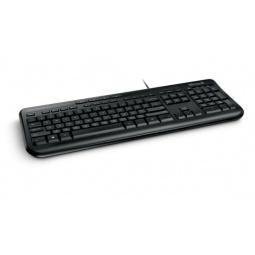 Купить Клавиатура Microsoft 600 Black Wired USB
