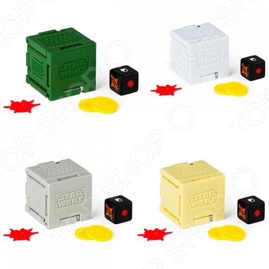 Набор игровой для мальчика Spin Master «Боевые кубики» 52102