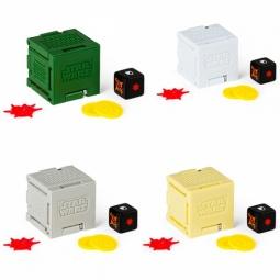 фото Набор игровой для мальчика Spin Master «Боевые кубики» 52102