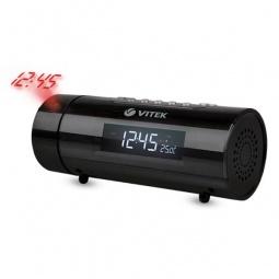 Купить Радиочасы Vitek VT-3527 BK