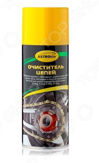 Очиститель цепей Астрохим ACT-4335 смазка для цепей астрохим act 4561