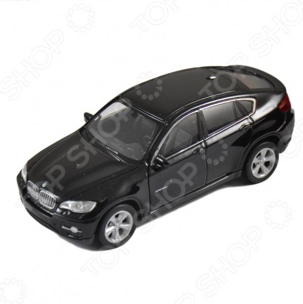 Модель машины 1:38 Welly BMW X6. В ассортименте