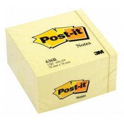 фото Блок-кубик Post-it 636-В