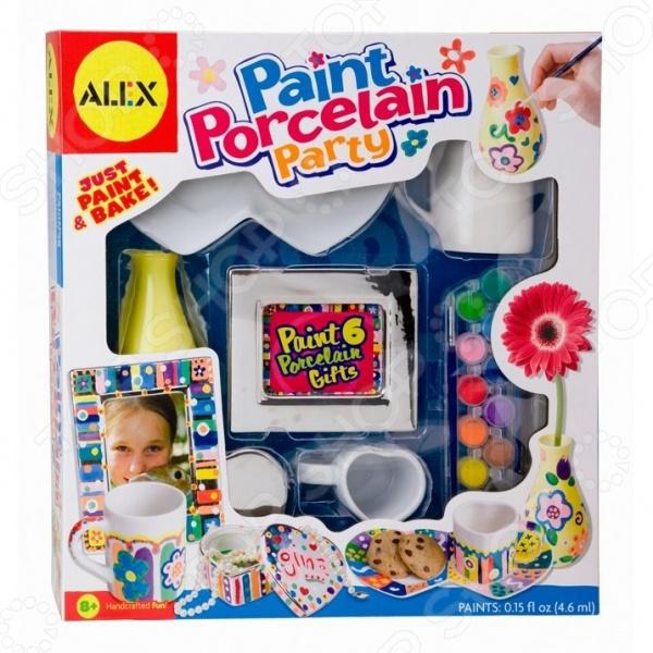 ALEX Набор Распиши сувениры из фарфора