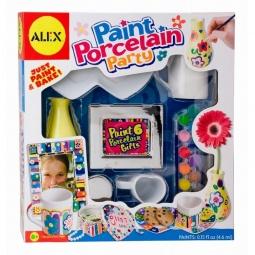 Купить Набор для росписи Alex «Распиши сувениры из фарфора»