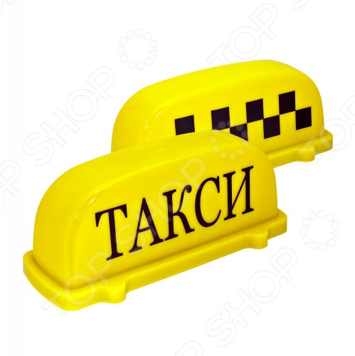 Знак Mega Electric «Такси» TX-202