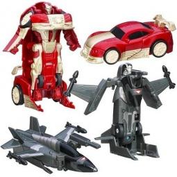 фото Фигурка игрушечная Hasbro Фигурки-трансформеры. В ассортименте