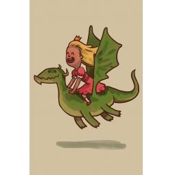 фото Королева драконов. Блокнот для записей
