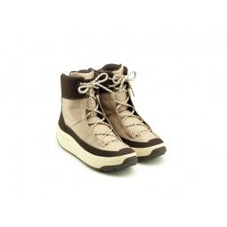 фото Ботинки демисезонные Walkmaxx. Цвет: бежевый, коричневый. Размер: 40