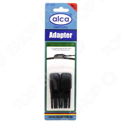 Адаптер для щеток стеклоочистителя ALCA AL-220 рычаг заднего стеклоочистителя ваз 2111 в спб