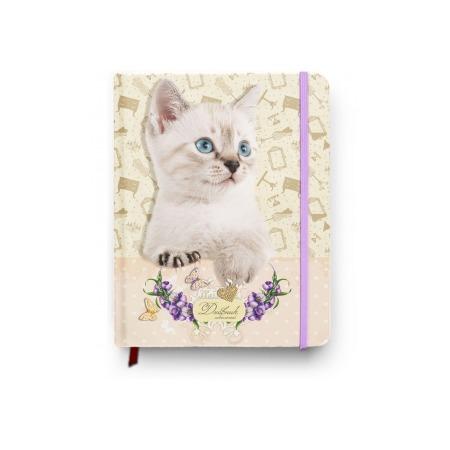 Купить Дневник школьный Проф-Пресс «Кошка-синеглазка»