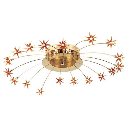 Купить Люстра потолочная MW-Light «Каскад» 244012818