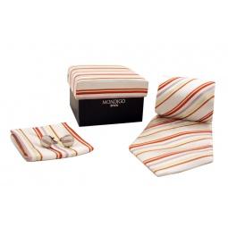 фото Набор подарочный: галстук, запонки, нагрудный платок Mondigo 43113