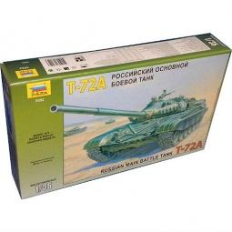 фото Сборная модель Звезда советский танк «Т-72А»