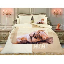 фото Комплект постельного белья Унисон «Леон». 1,5-спальный