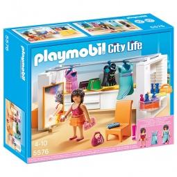фото Конструктор игровой Playmobil «Особняки: Современная гардеробная»
