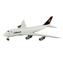 Купить Сборная модель пассажирского самолета Revell Boeing 747 Lufthansa