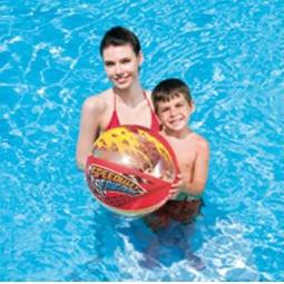 Купить Мяч пляжный Bestway SPEEDWAY 31039