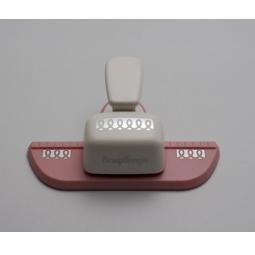 фото Дырокол фигурный для декорирования кромки листа ScrapBerry's SCB 606.068