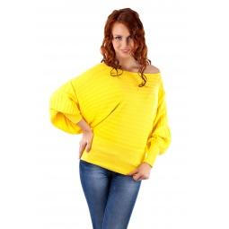 фото Джемпер Mondigo 9422. Цвет: желтый. Размер одежды: 42
