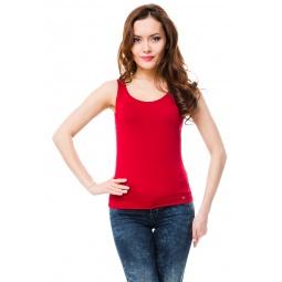 фото Майка Mondigo 335. Цвет: бордовый. Размер одежды: 46