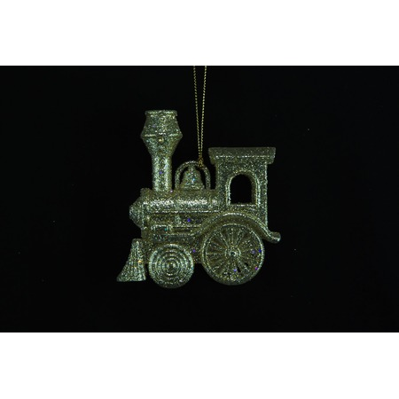 Купить Елочное украшение Crystal Deco «Паровоз»
