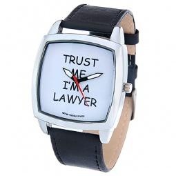 фото Часы наручные Mitya Veselkov «Верь мне, я юрист»