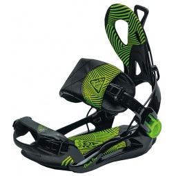 Купить Крепления сноубордические Black Fire BF FT Lux black (2013-14)