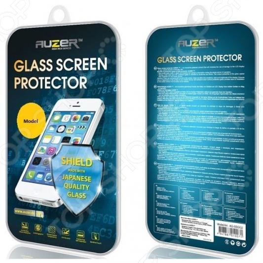 Стекло защитное Auzer AG-SA 4 для Samsung Ace 4 G313/G318 2017 защитное стекло lg g4 auzer ag lgg4
