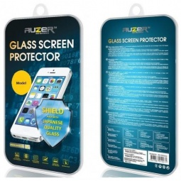 фото Стекло защитное Auzer AG-SA 4 для Samsung Ace 4 G313/G318