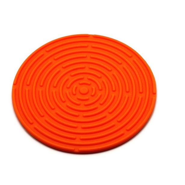 фото Подставка под горячее Atlantis SC-MT-010. Цвет: оранжевый