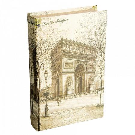 Купить Книга-сейф Alparaisa «Тур в Париж»