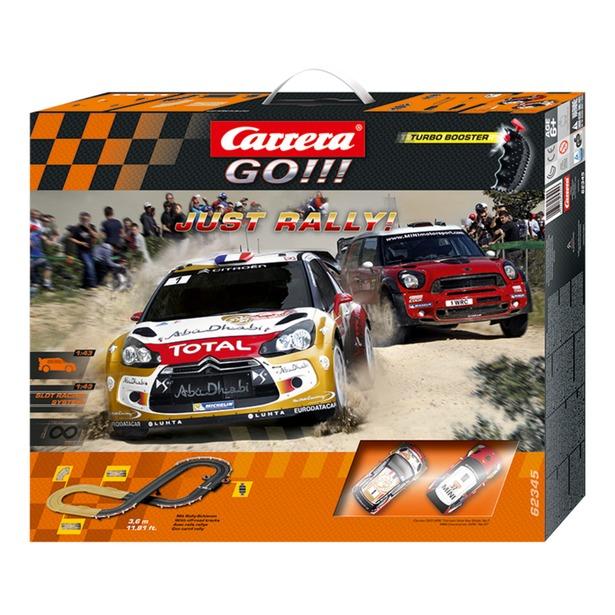 фото Трек гоночный Carrera Just Rally!