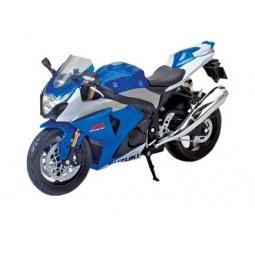 Купить Модель мотоцикла AUTOTIME Suzuki GSX R1000. В ассортименте
