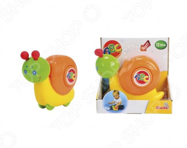 Игрушка со звуковыми и световыми эффектами Simba «Улитка»