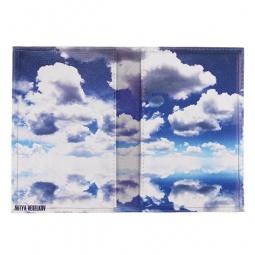 фото Обложка для паспорта двухсторонняя Mitya Veselkov «Облака»