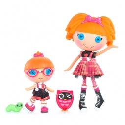 фото Набор игровой для девочек Lalaloopsy Отличница с сестрой